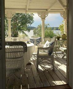 Cosy veranda