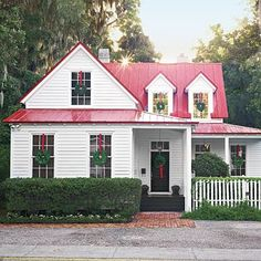 dream house - is very similar to ours - we need dormers