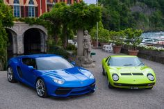 Lamborghini's Asterion LPI 910-4 Concept Revs Its V10 At Villa d'Este [w/Video]
