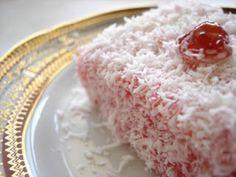 Receita Sobremesa : Bolo cor de rosa de Narwen