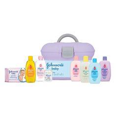 Johnson's Baby Essentials Box | Baby Wash | ASDA direct