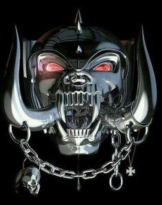 Motorhead: All time favorite band!  Lemmy is GOD!