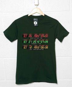 2015 Dashboard T Shirt - Forest Green / XL