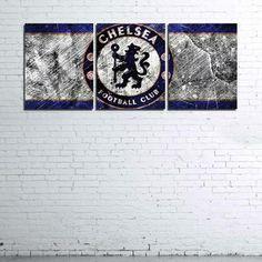 Chelsea FC 3 Piece Canvas – Paragon Apparel