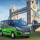 Estas son las furgonetas eléctricas que Londres pondrá en circulación  Ford se ha asociado con el ayuntamiento de Londres para lanzar un proyecto que ayduará a mejorar la calidad del aire de la ciudad. Ha presentado un nuevo modelo de vehículo eléctrico, una furgoneta que se lanzará durante los próximos cinco años, con apoyo del consorcio de transportes de Londres. Se…