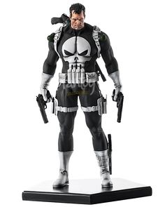 Estatua Punisher Art Scale Iron Studios