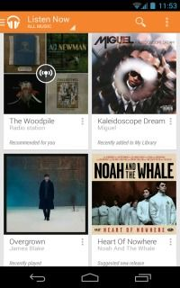 Google Play Music For Android V 5.2.1301L.891271 free mobile software.Google Play Music makes it easy to discover, play and share the music you love on Android and the web.