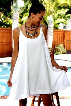 f3b139107a Misses Organic Gauze Cotton Crochet Lace