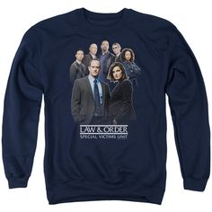 """Checkout our #LicensedGear products FREE SHIPPING + 10% OFF Coupon Code """"Official"""" Law & Order Svu / Team - Adult Crewneck Sweatshirt - Law & Order Svu / Team - Adult Crewneck Sweatshirt - Price: $39.99. Buy now at https://officiallylicensedgear.com/law-and-order-svu-team-adult-crewneck-sweatshirt"""