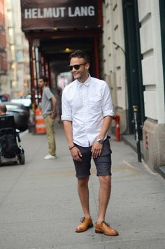 Men summer fashion