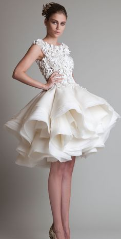 "Krikor Jabotian - Couture - ""Closure"", F/W 2013-2014!"