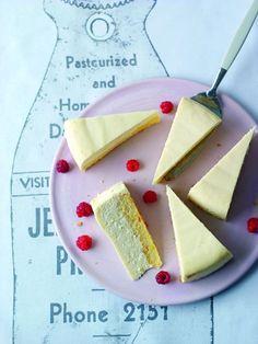 Marzipan Cheesecake - amicella