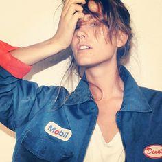 Summer 12'   [model: Olivia Zimmerman] [photographer: Morgan Elias]