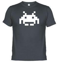 Camiseta Space invader