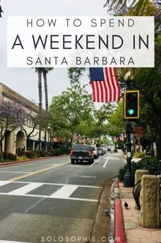 Looking for the best Santa Barbara itinerary? Here's your ultimate guide to the best things to do in Santa Barbara (or SB as the locals call it) in a weekend: including activities, best places to stay, and top travel tips!