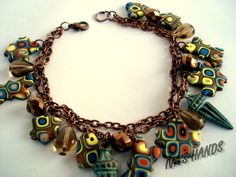 Bracelet  Magical mood by Ivashands on Etsy, $15.00