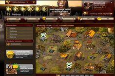 Gladius Bellum - Die Übersicht über dein Dorf