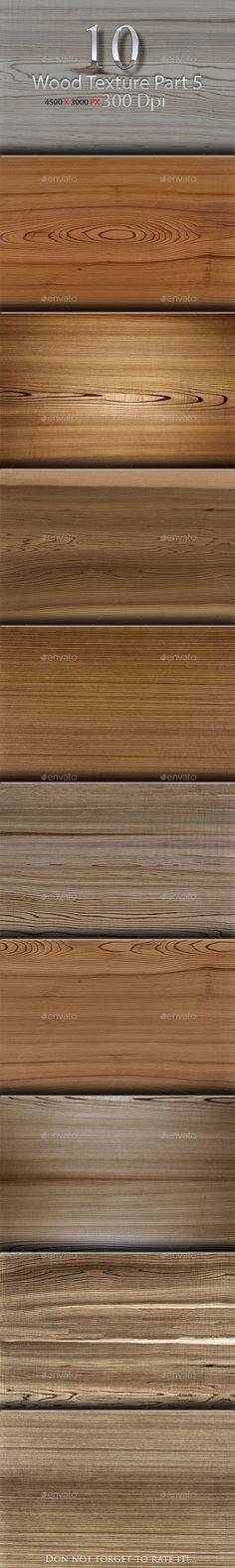 10 Wood Texture Part 5