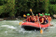 Fullday Rafting Asahan River, North Sumatra, Indonesia