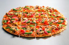 Пицца | Диета Дюкана