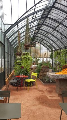 Exploring The Great White North Greenhouse Restaurant, Picnic Style, The Great White, Greenhouse Gardening, Garden Structures, Growing Plants, Beautiful Gardens, Bloom, Spaces