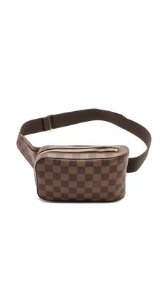 What Goes Around Comes Around Louis Vuitton Geronimos Waist Bag