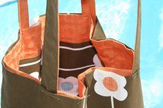 beach bag tutorial