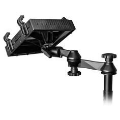 Ram Mount No Drill Vehicle System 14/15 Silverado/Sierra. No-Drill Laptop Mount for the Chevrolet Silverado 1500/2500/3500, Suburban, Tahoe, GMC Sierra 1500/2500/3500 Compatible Vehicles: Chevrolet Silverado 1500 (2014) Chevrolet Silverado 2500 (2015) Chevrolet Silverado 3500 (2015) Chevrolet Suburban (2015) Chevrolet Tahoe (2015) GMC Sierra 1500 (2014) GMC Sierra 2500 (2015) GMC Sierra 3500 (2015) This No-Drill Laptop Stand System installs quickly and easily into the specified vehicles...