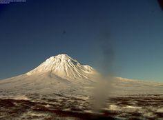 Mt Augustine - 4,134 ft. Aleutian Islands, Alaska