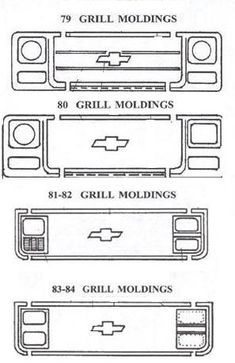 me your grill - The 1947 - Present Chevrolet & GMC Truck Message Board Network 87 Chevy Truck, Chevy Diesel Trucks, C10 Trucks, Lifted Chevy Trucks, Classic Chevy Trucks, Chevy Pickups, Chevrolet Trucks, Pickup Trucks, Chevy 4x4