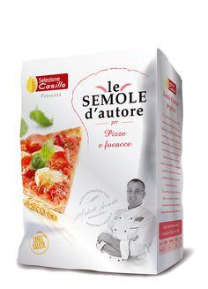 Selezione Casilla Pizza Flour