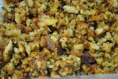 Homemade Dry Mixes, Homemade Seasonings, Homemade Food, Stuffing Mix Recipes, Stove Top Stuffing Copycat Recipe, Leftover Bread Recipes, Herb Stuffing, Seasoning Mixes, Stuffing Seasoning