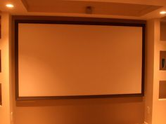 DIY Home Theater Screen in 10 Steps - All