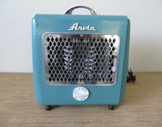 Vintage+Retro+Arvin+Portable+Electric+Heater++by+SoulfulVintage,+$49.00