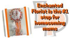 La Porte High School Homecoming Mums | Football Homecoming Boutonnieres,...