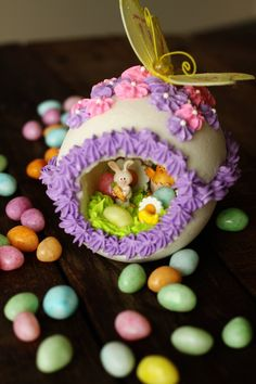 How to Make Sugar Eggs for Easter Creative easter eggs