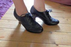Derbies à talon dans Chaussure / vêtements / mode