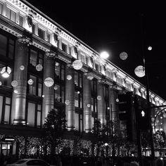 I miss London at Christmas.