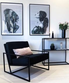 Wohnzimmer - My Dream Home - Phone Cases Home Living Room, Interior Design Living Room, Living Room Designs, Living Room Decor, Living Spaces, Interior Livingroom, Home Office Design, House Design, Wall Design