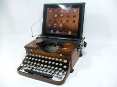 The retro-geek item.