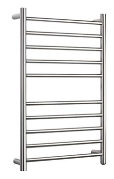 ANZZI Polished Chrome Towel Warmer at Lowe's. Be embraced by a warm towel after every bath with our ANZZI Bali series ten bar wall mounted towel warmer in polished chrome. With a modern and minimalist Free Standing Wall, Towel Warmer, Wall Bar, Bathroom Hardware, Easy Wall, Steel Wall, Towel Rail, Polished Chrome, Rugs On Carpet
