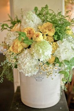 Lady-Gray-Dreams - add in some bright yellow and a touch of melon or salmon