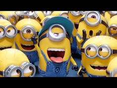 official trailer for Despicable Me  - In cinemas Summer 2017 The team who brought you Despicable Me and the biggest animated hits of 2013 and 2015, Despicable Me 2 and Minions, returns to continue the adventures of Gru, Lucy, their adorable daughters—Margo, Edith and Agnes—and the Minions. Despicable Me 3, directed by Pierre Coffin and Kyle Balda, co-directed by Eric Guillon, and written by Cinco Paul & Ken Daurio, will be released in cinemas in summer 2017. Joining Steve Carell and Kristen…