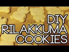HOW TO: Rilakkuma Cookies