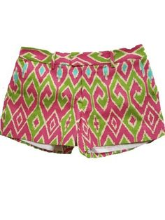Aztec Shorts!