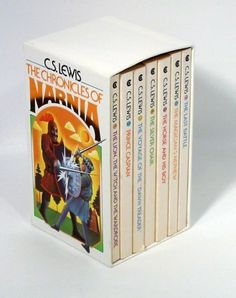 The Chronicles of Narnia- had this very set as a kid.