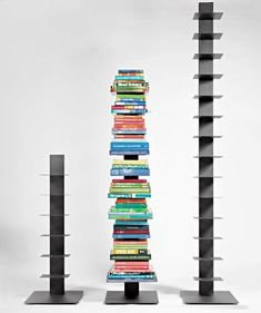 De Italiaanse Architect Bruno Rainaldi Is Van Mening Dat Boeken