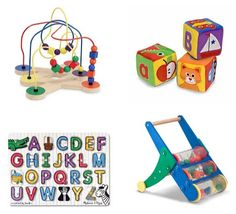 Giveaway Alert: 3 Winners for Melissa & Doug Toy Products Total Worth $350! Open US / Can