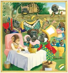 'Willy the Dreamer' by Anthony Browne
