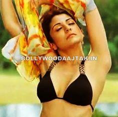 Anushka sharma fotos de bikini